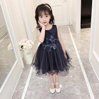 童装夏装新款女童连衣裙夏季中大童儿童公主裙女孩洋气裙子潮