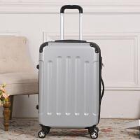 镜面拉杆箱密码锁旅行箱万向轮学生行李箱20寸24寸男女登机箱