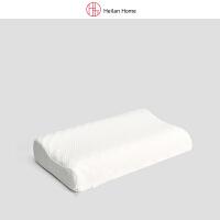 海澜优选床上用品单人装成人保健枕护颈枕芯乳胶枕头