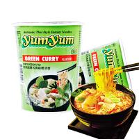 泰国进口 养养牌yumyum 方便面杯面 70gX6杯 杯装 多种口味可选 速食泡面零食宵夜