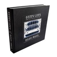 盖蒂・李的《贝斯之书》英文原版 Geddy Lee's Big Beautiful Book of Bass 个人收藏贝