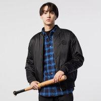 【全场2件2.5折,到手价:149.8】美特斯邦威羽绒服男冬季新款男士潮流保暖休闲棒球领外套男