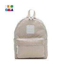 日本cilocala防水休闲帆布双肩包小款S号 旅游背包 中小学生书包