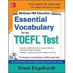 【现货】英文原版McGraw-Hill Education Essential Vocabulary for the