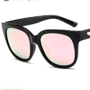 新款时尚太阳眼镜复古墨镜9835 彩膜偏光眼镜男女司机太阳镜