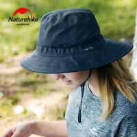 户外男女帽 大檐遮阳速干太阳帽春夏季渔夫帽子