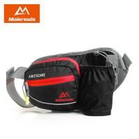 跑步运动水壶腰包户外防水跑步包男女马拉松登山骑行小腰包