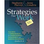 【预订】Strategies That Work 9781625310637