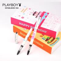 正品花花公子钢笔星愿97系列生日主题钢笔 铱金笔墨水笔 学生用笔生日礼物