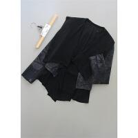 提[A99-101]专柜品牌正品亚麻桑蚕丝女装上衣短外套0.38KG