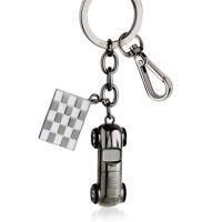创意赛车钥匙扣男士腰挂汽车钥匙挂件包包钥匙链