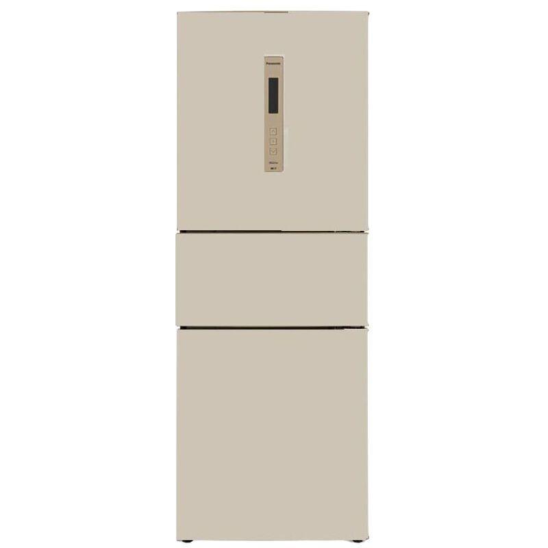 松下(Panasonic)三门冰箱 NR-C320WP-N 电脑控温,立体风循环