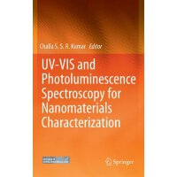 【�A�】UV-VIS and Photoluminescence Spectroscopy for Nanomateri