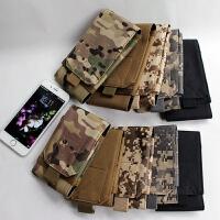 户外腰包收纳袋手机包跑步运动手机包配包挂包战术腰包多功能小包
