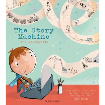【预订】The Story Machine 预订商品,需要1-3个月发货,非质量问题不接受退换货。