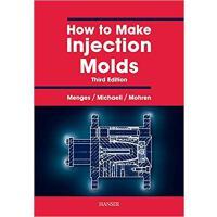 【预订】How to Make Injection Molds 9781569902820