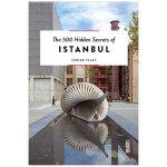 【500个隐藏秘密旅行指南】Istanbul,伊斯坦布尔 英文原版旅游攻略