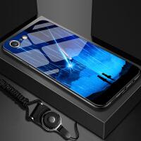 苹果6手机壳男6s手机套7/8/x/xs/xsmax保护5s玻璃iphone6s个性6p/7p/8p