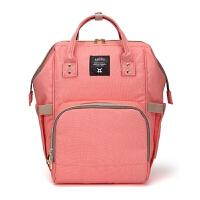 宝妈包外出时尚母婴包多功能大容量妈妈背包双肩包旅行妈咪出行包