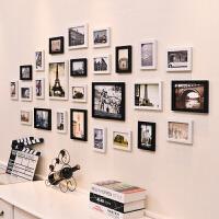七寸相框挂墙 5 10 7寸相框摆台 创意韩版现代简约像框架组合画框 适合2~4米墙面