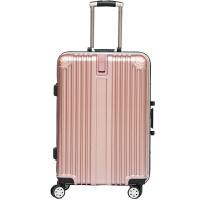 万向轮拉杆箱大容量旅行箱包旅游行李箱子20英寸防盗密码箱男女出国登机箱百搭休闲手提箱
