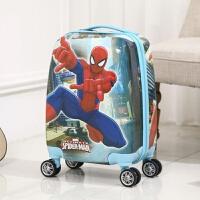 儿童箱卡通拉杆箱17寸19万向轮男女童行李箱旅行箱登机箱单向