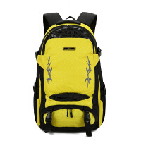 背包男双肩包旅行大容量徒步旅游休闲潮流尼龙学生书包防水登山包