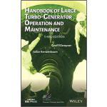 【预订】Handbook of Large Turbo-Generators Operation and Mainte