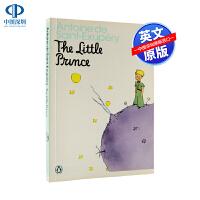小王子英文版小说 The Little Prince 英文原版书 小说插画版 少儿英语学习读物 进口正版书