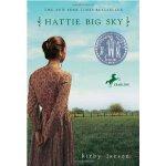 The Newbery Honor Books 2006: Hattie Big Sky ISBN:978038573