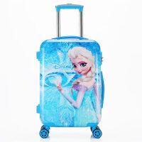 儿童拉杆箱20寸女孩行李箱小学生旅行箱包18寸男女宝宝拖箱可坐骑