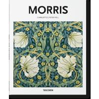 现货塔森出版 威廉莫里斯 英文原版 MORRIS 19世纪英国设计师 工艺美术运动 艺术设计作品集 进口书籍正版