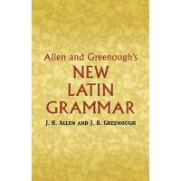 【预订】Allen and Greenough's New Latin Grammar