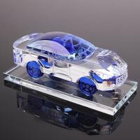 汽车香水座式香水瓶 人造水晶车载车用香水