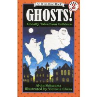 Ghosts!: Ghostly Tales from Folklore [4-8岁]