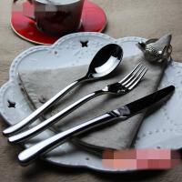 【支持礼品卡】刀叉套装 不锈钢 牛排刀叉勺 三件套* 高档西餐餐具iw0
