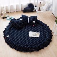 地垫家用卧室圆形加厚婴儿爬爬垫垫子儿童榻榻米宝宝爬行垫