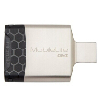 金士顿(Kingston) MobileLite G4 高速USB3.0多功能读卡器