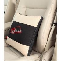 汽车抱枕被子两用一对车载被折叠办公室午睡被车上用品四季夏凉被1 43*43