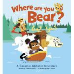 【预订】Where Are You, Bear?: A Canadian Alphabet Adventure