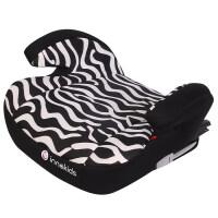 汽车用儿童安全座椅增高垫3-12岁宝宝坐垫ISOFIX硬接口3C