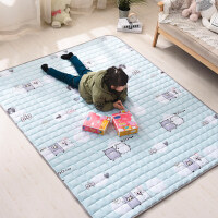 床垫学生宿舍0.9m1.5米1.8床单人床褥子垫被1.2米双人榻榻米地铺