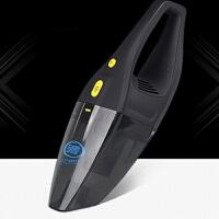 车载手持式吸尘器12V大功率汽车用吸尘器120W 加长5米线 汽车用品 全黑海帕过滤款
