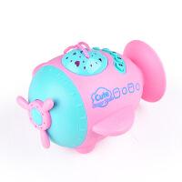 婴幼儿投影故事机 宝宝多功能安抚小飞机早教机 儿童学习玩具