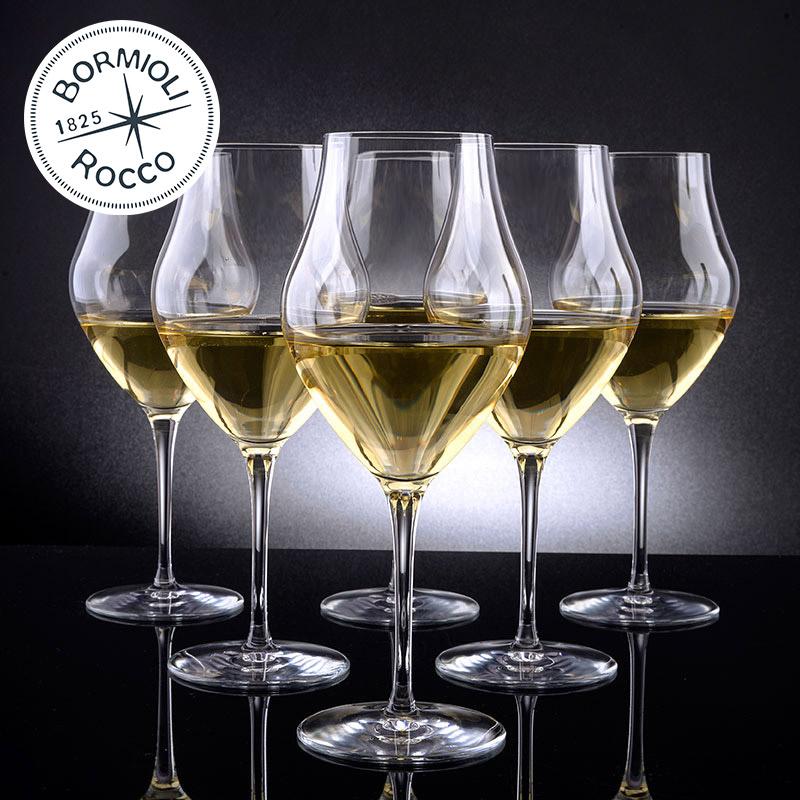 【Bormioli Rocco】水晶玻璃ARTE高脚杯 6种容量 2只装意大利原装进口