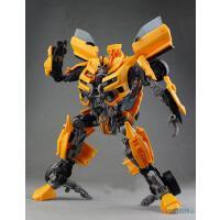 变形金刚玩具 电影4 L级 领袖级 25CM 大黄蜂 专柜3C