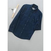 念[A67-210]专柜品牌正品新款男士打底衬衣男装衬衫0.36KG
