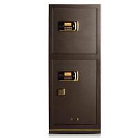 全能保险柜 AI150D 双保险保管柜 办公家用密码保管箱  大型双门1.5米
