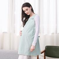 防辐射服孕妇装孕妇防辐射银纤维衣服连衣裙夏四季上衣