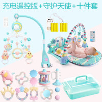 ?婴儿床铃 宝宝床头音乐旋转摇铃床头铃风铃床挂玩具0-3-6-12个月?